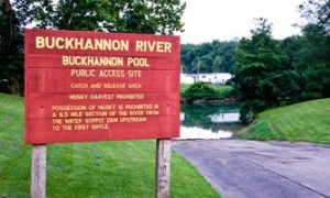 Buckhannon River Access
