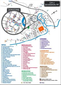 CITY OF BUCKHANNON » Shop Small this Saay! Make a Big ... Shop Small Map on map games, map jewelry, map books, map services,
