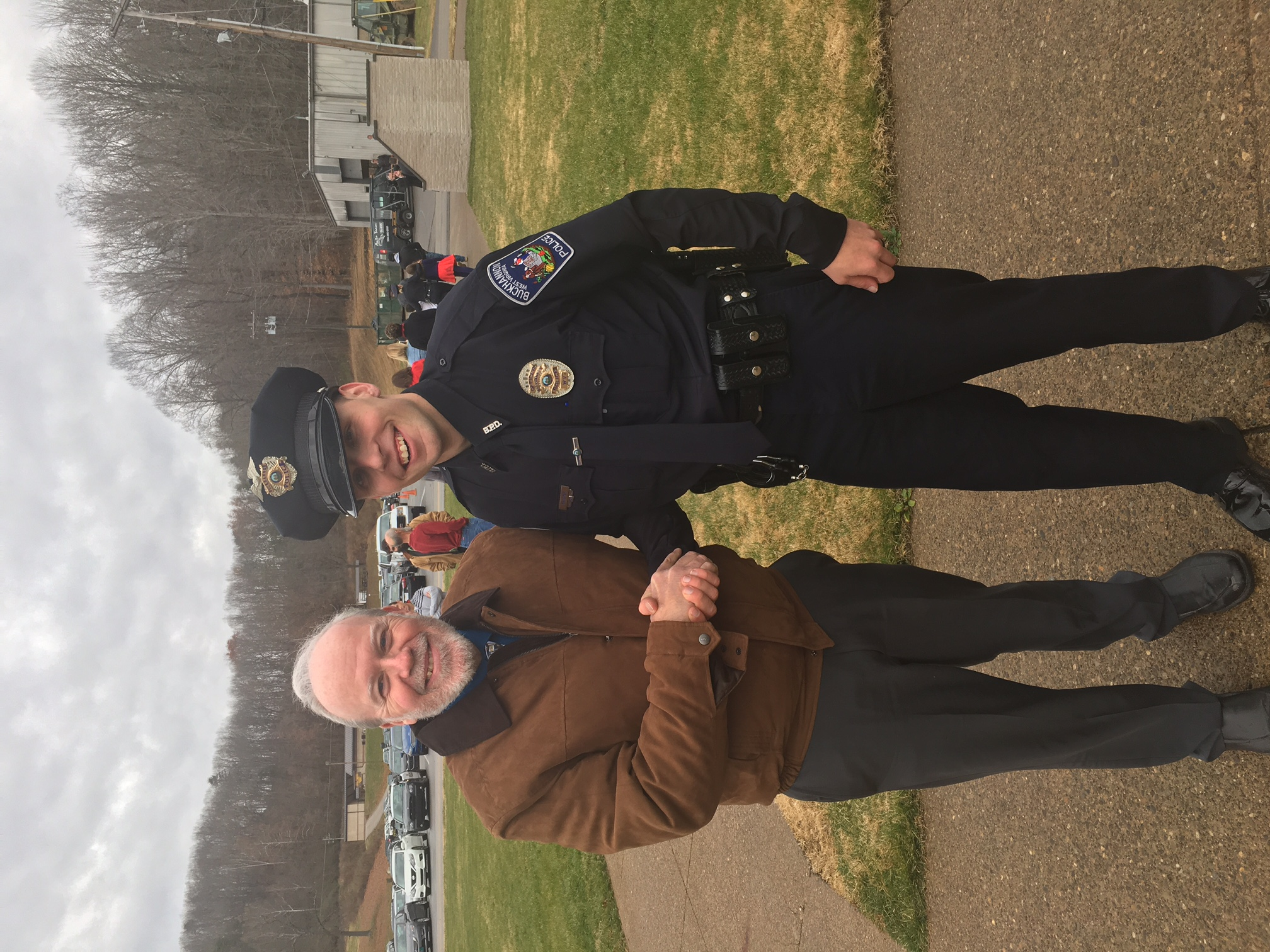 city of buckhannon  u00bb buckhannon police department officers graduate from west virginia police